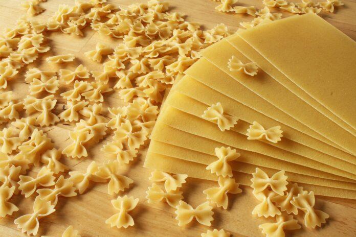 Pâtes sans calories